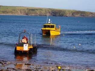 bardsey boat landing
