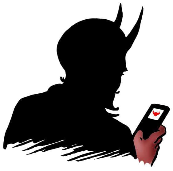 Devil-Had-a-Mobile-Phone